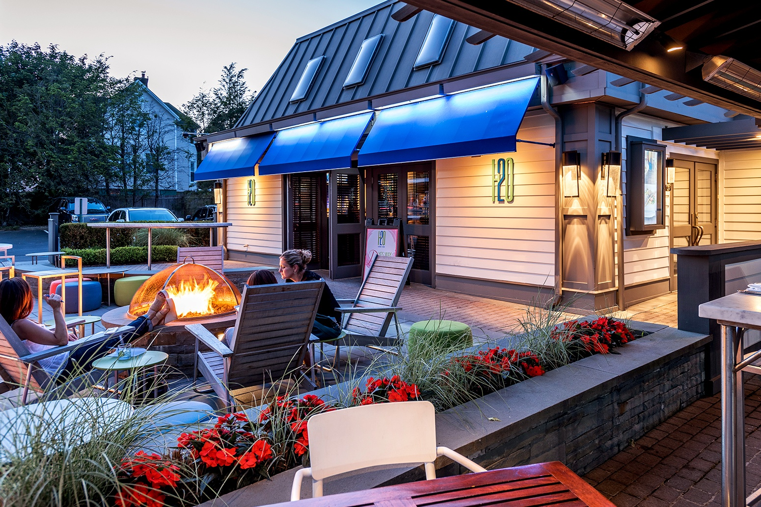 Favorite Outdoor Dining Spots On Long Island Brg
